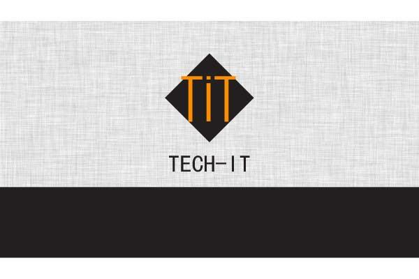 Konkurrenceindlæg #                                        117                                      for                                         Logo Design for a TECH IT Company