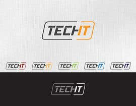 #64 para Logo Design for a TECH IT Company por IIDoberManII