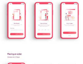 #71 for design a UI for a new mobile app by mamarkoe