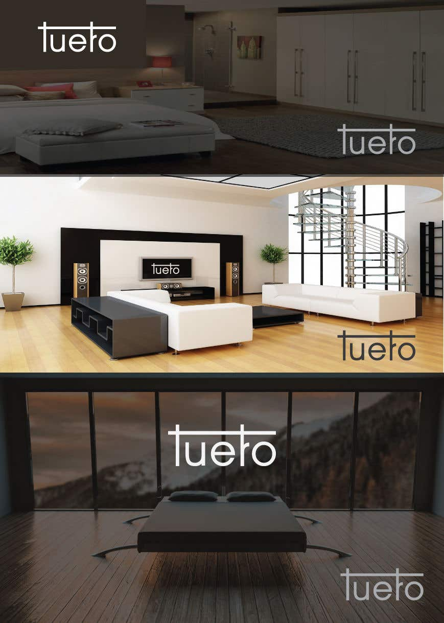 Contest entry 60 for i need a logo designed for a furniture brand called tuero
