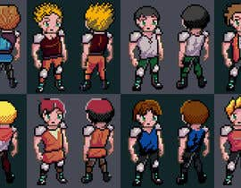 #19 pentru Creating 64x32 Sprite for video games. de către SKDasgupta