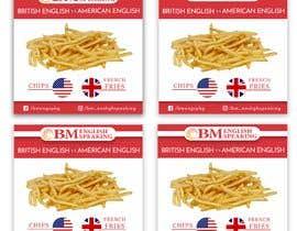 #23 cho Inforgraphics Design for American English Vs British English Feb 2019 bởi aalimp