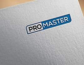 Nro 132 kilpailuun Logo design for PRO MASTER käyttäjältä raselshaikhpro