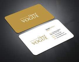 #241 untuk Design a business card oleh creativedesigne3