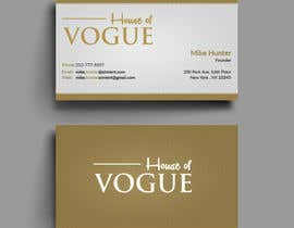 #256 for Design a business card by Alimkhan2