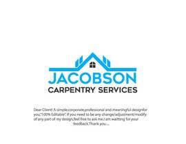 #153 for Design a Logo for a Carpentry Company by anubegum