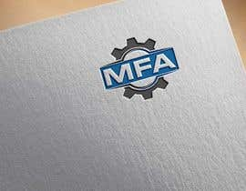 "#68 I need a logo design for ""MFA"" with underneath the logo ""Mechanical Installation "" részére jenny365 által"