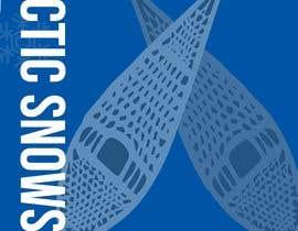 #32 for Arctic Snowshoe Race: design for beach flag/banner af badriaabuemara