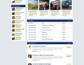 #94 for Need a prototype for website - 2 pages by nikil02an