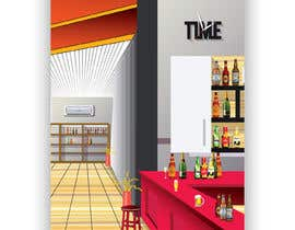 #30 untuk Stylised bar design oleh kkrarg