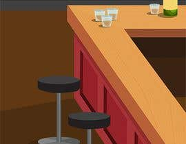 #33 for Stylised bar design af elvarettangelina