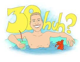 #13 for Cartoon Birthday Design af MarcinKulesza