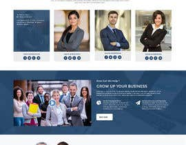 #27 for Website for Consulting company af amrapalikamble