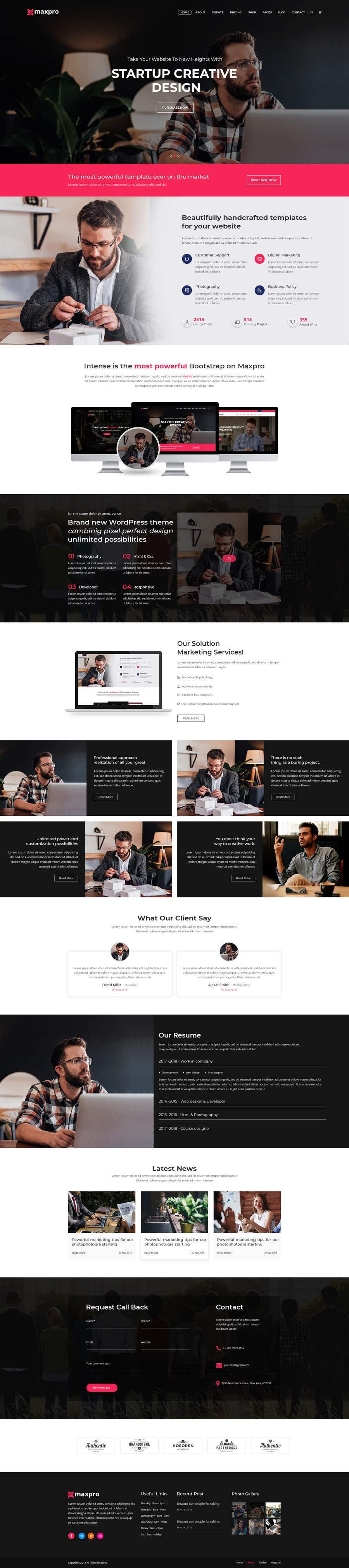 Kilpailutyö #26 kilpailussa Website Design Company Website Needed...haha