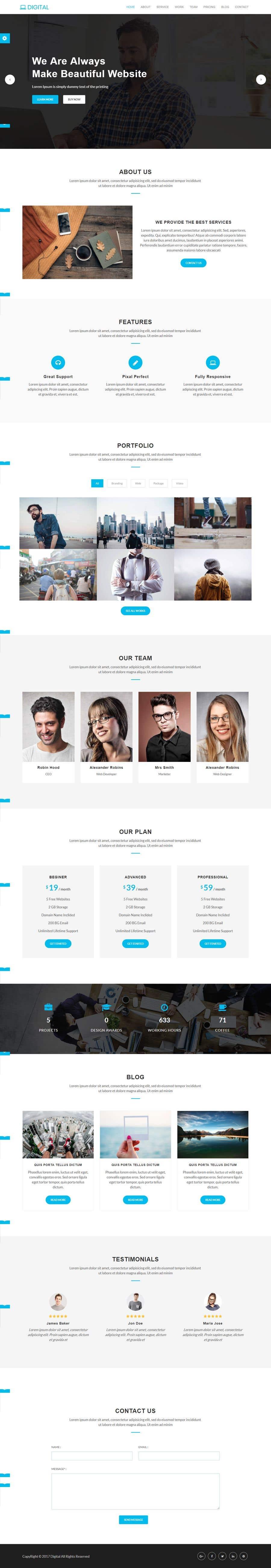 Penyertaan Peraduan #21 untuk Website Design Company Website Needed...haha