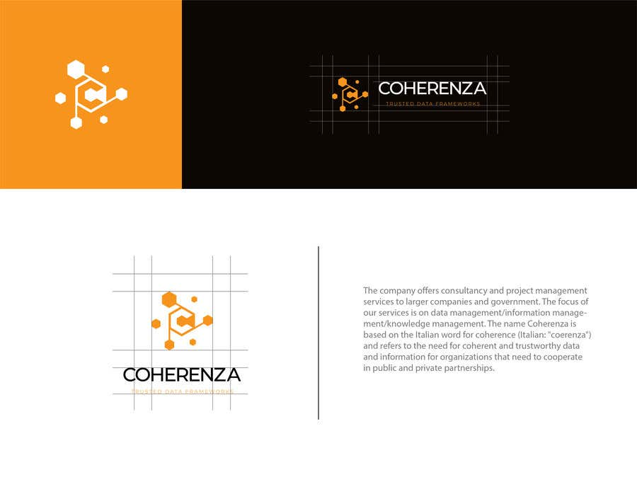 Proposition n°354 du concours Logo and style for a Consultancy Company