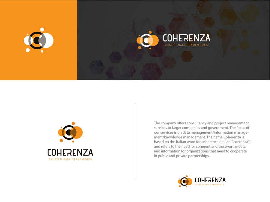 Proposition n°372 du concours Logo and style for a Consultancy Company