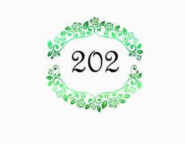 Nro 96 kilpailuun Logo for hotel rooms' numbers käyttäjältä daromorad