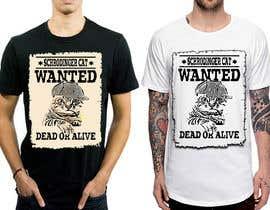 #42 untuk Design a tshirt print oleh feramahateasril