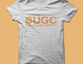 #23 untuk Create a new  design for CUGC tshirt oleh designcontest8