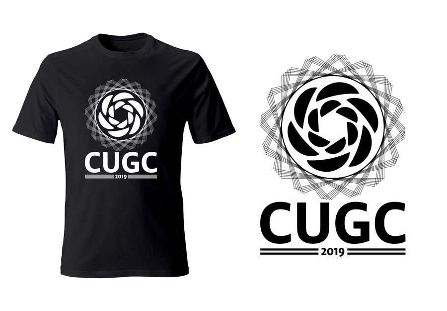 Kilpailutyö #59 kilpailussa Create a new  design for CUGC tshirt