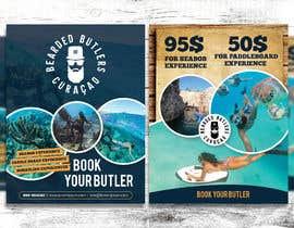 #18 для Bi-fold Flyer for tourist sea activities от creativesolutanz