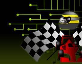 rlpragas82 tarafından Design header for a company offering car racing related graphics için no 5