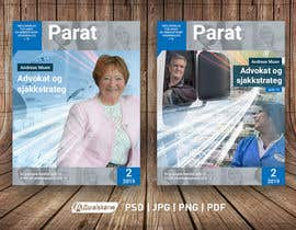 #133 para Proposals for two different magazin-cover por awaisahmedkarni