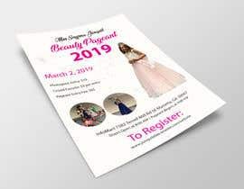 #23 for Pageant Flyer- Need ASAP af MOMODart