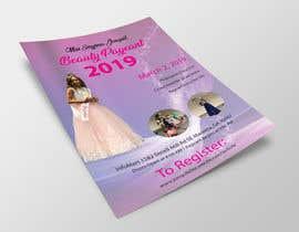 #24 for Pageant Flyer- Need ASAP af MOMODart