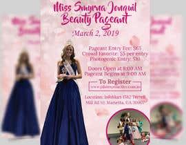 #29 for Pageant Flyer- Need ASAP af MOMODart