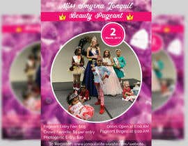 #30 for Pageant Flyer- Need ASAP af MOMODart