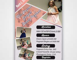 #36 for Pageant Flyer- Need ASAP af riza701