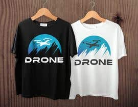 #113 for Drone Inspired Shirt Designs by aliabdelhasi