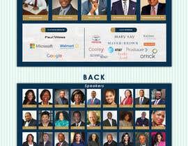 Nro 52 kilpailuun Need a similar conference brochure käyttäjältä mindlogicsmdu