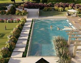 Nro 7 kilpailuun Residential Landscape & Pool Design käyttäjältä JLYAJUR