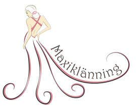 #44 para Logo Design for company selling dresses por ninasancel