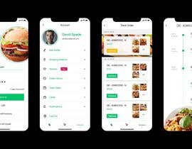 #6 for design Mobile app for parcel delivery & food delivery by agnitiosoftware