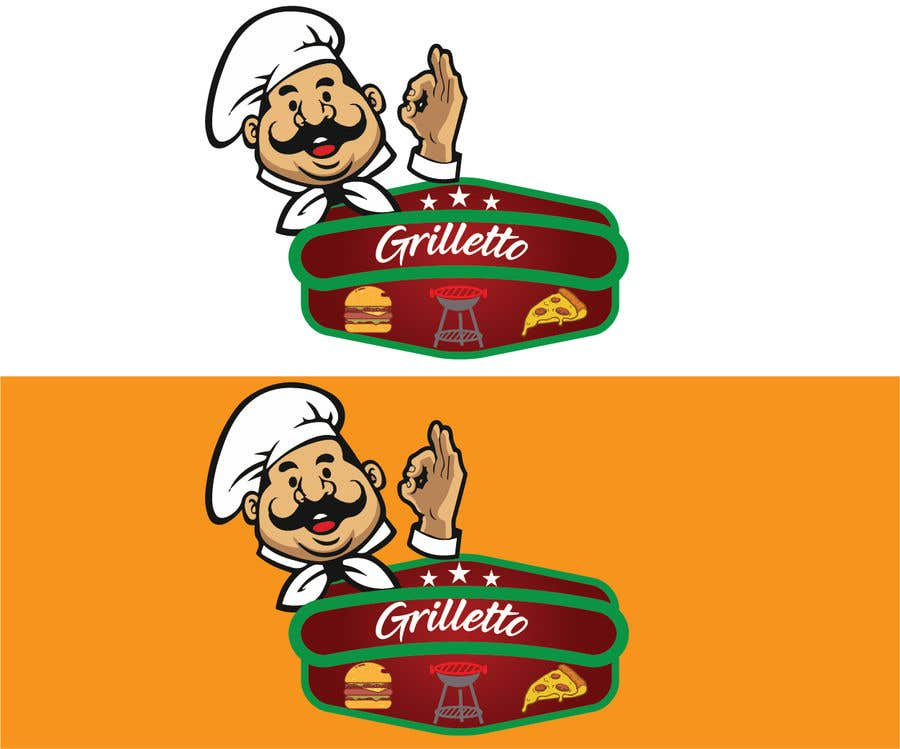 Contest Entry #13 for Design Logo for fast food imbiss