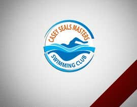 #31 untuk Refresh the logo of a masters swimming club -- 2 oleh mdselimmiah