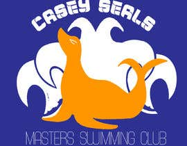 #11 untuk Refresh the logo of a masters swimming club -- 2 oleh thentherewere6