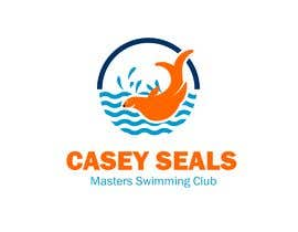 #13 untuk Refresh the logo of a masters swimming club -- 2 oleh Revybe