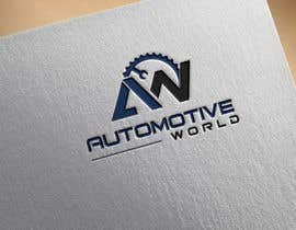 #39 for Logo for Automotive world website - 17/02/2019 12:49 EST by NeriDesign