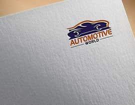#48 for Logo for Automotive world website - 17/02/2019 12:49 EST by casignart