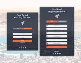 Nro 61 kilpailuun Website Login Page Design käyttäjältä mdziakhan