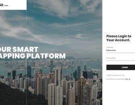 Nro 83 kilpailuun Website Login Page Design käyttäjältä falmesino