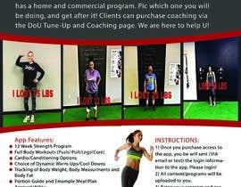 #25 for Fitness Flyer by ruramsengrang