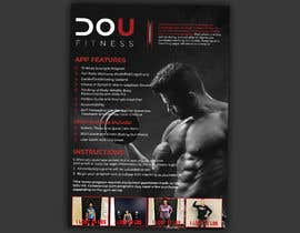 #31 for Fitness Flyer by redwanhussein52