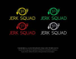 #143 untuk Jerk Squad Logo oleh SafeAndQuality