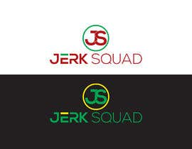 #142 untuk Jerk Squad Logo oleh BDSEO